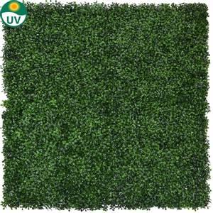 Bilde av Kunstig Buksbom Plantevegg Matte UV 50x50cm