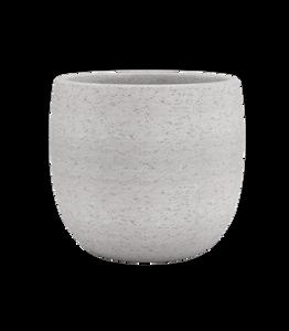 Bilde av Hemera Keramikkpotte Kremhvit 25 cm