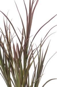 Bilde av Kunstig Gress Burgunder UV i Potte 90cm
